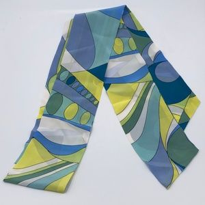 Beautiful Silk Ribbon Scarf